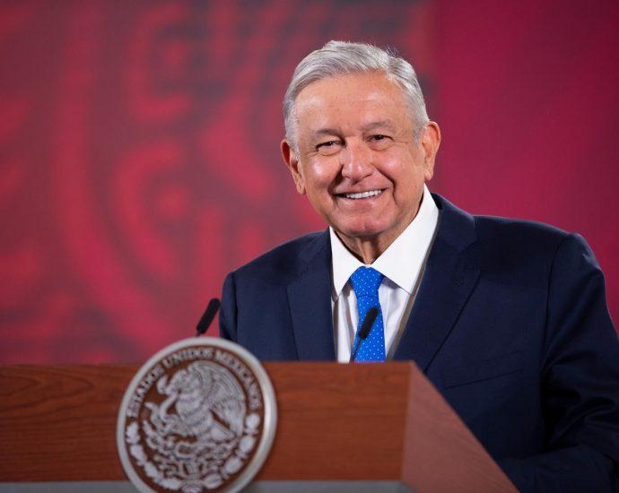 FOTO DE ARCHIVO Presidente mexicano Andrés Manuel López Obrador. Foto por gobierno mexicano.