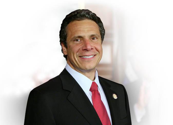 FOTO DE ARCHIVO Gobernador del estado de Nueva York Governor Andrew M. Cuomo. Foto por el gobierno del estado de Nueva York.