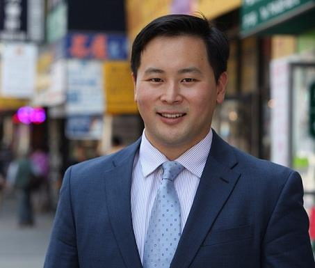 Queens assemblyman Ron Kim. Photo by Ron Kim.