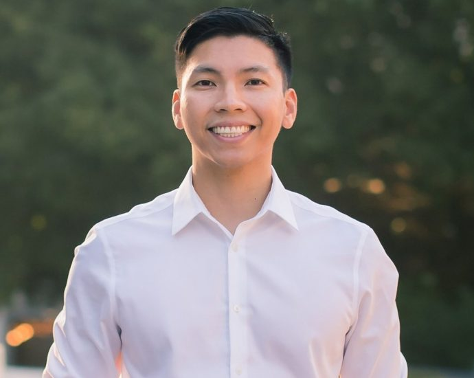 Kenneth Mejia for Los Angeles City Controller. Photo by Kenneth Mejia.